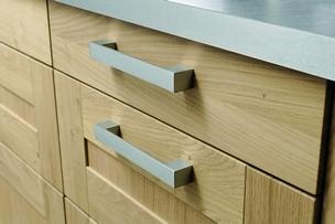 Dr cuisines nos conseils les mobiliers de cuisines for Cuisine facade bois massif